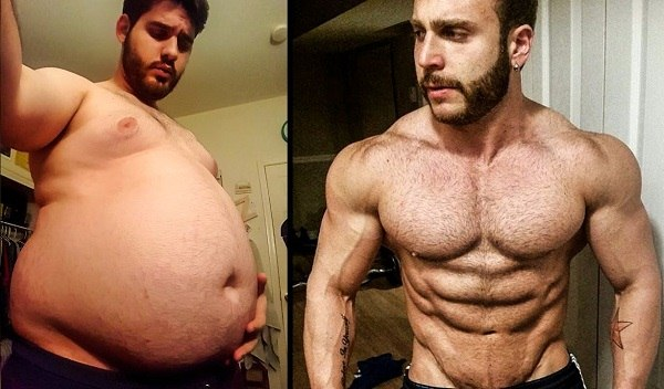 How To Get Ripped Fast In 4 Steps